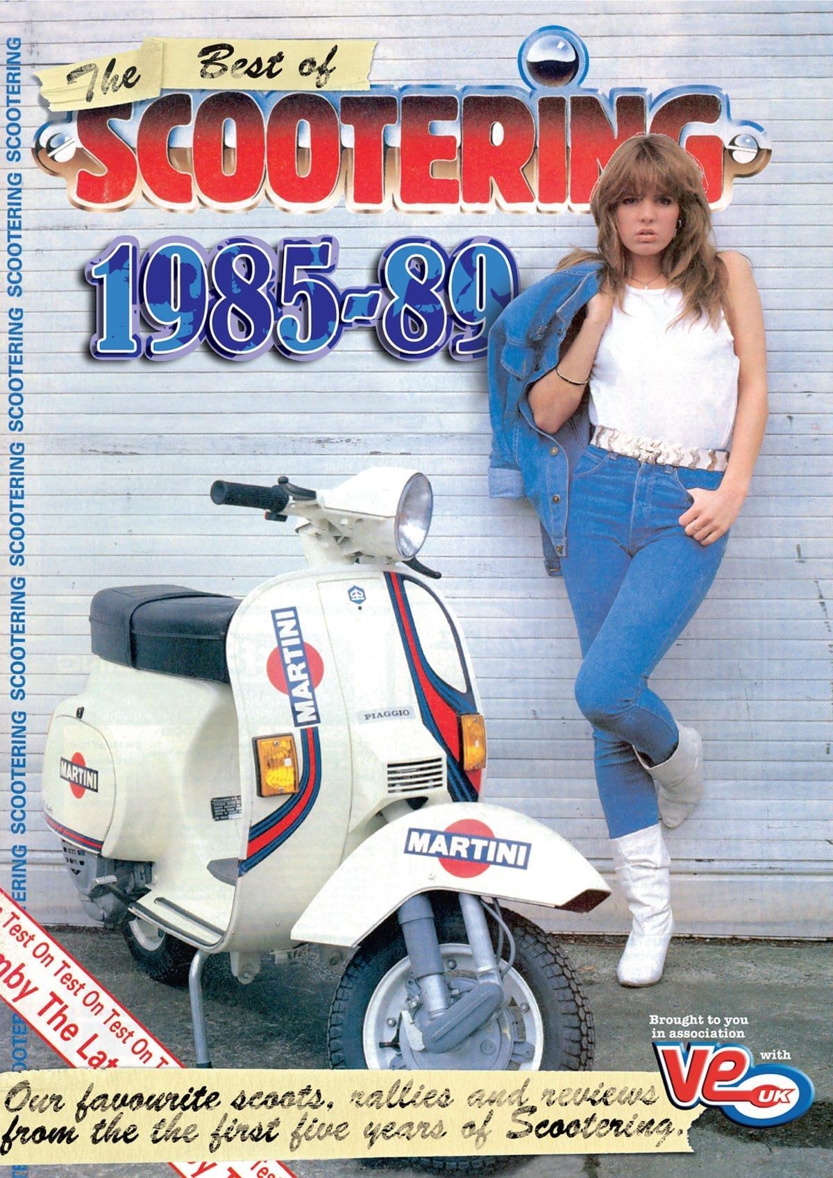 The Best of Scootering - 1985-89