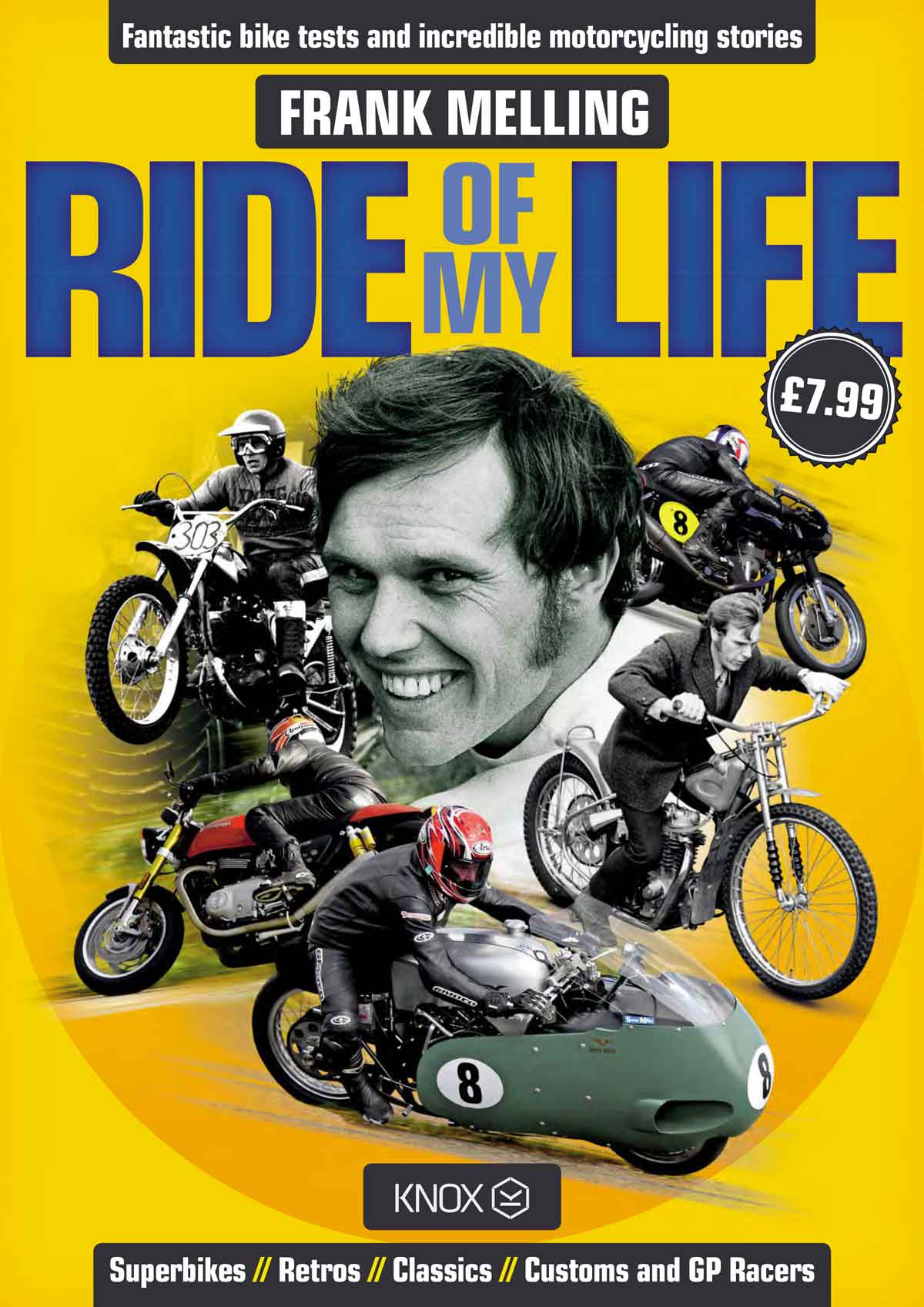 Frank Melling: Ride of my Life