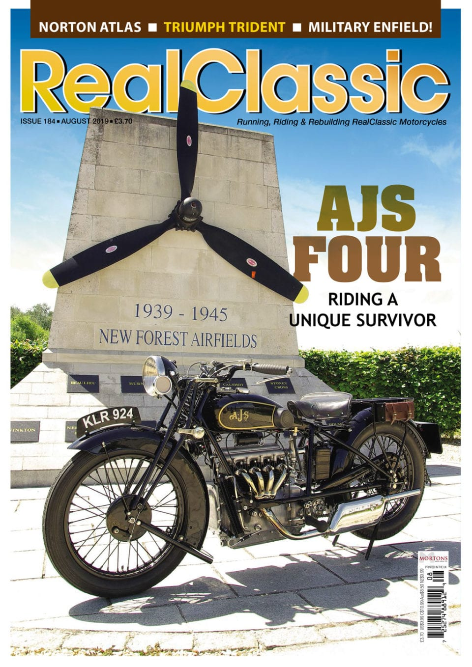 RealClassic August cover
