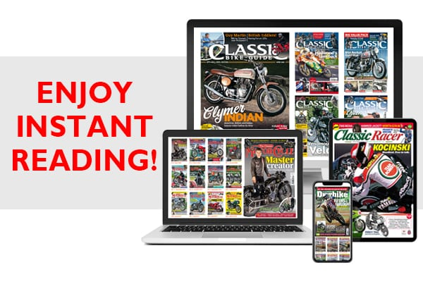 Read your favourite magazines on any device!