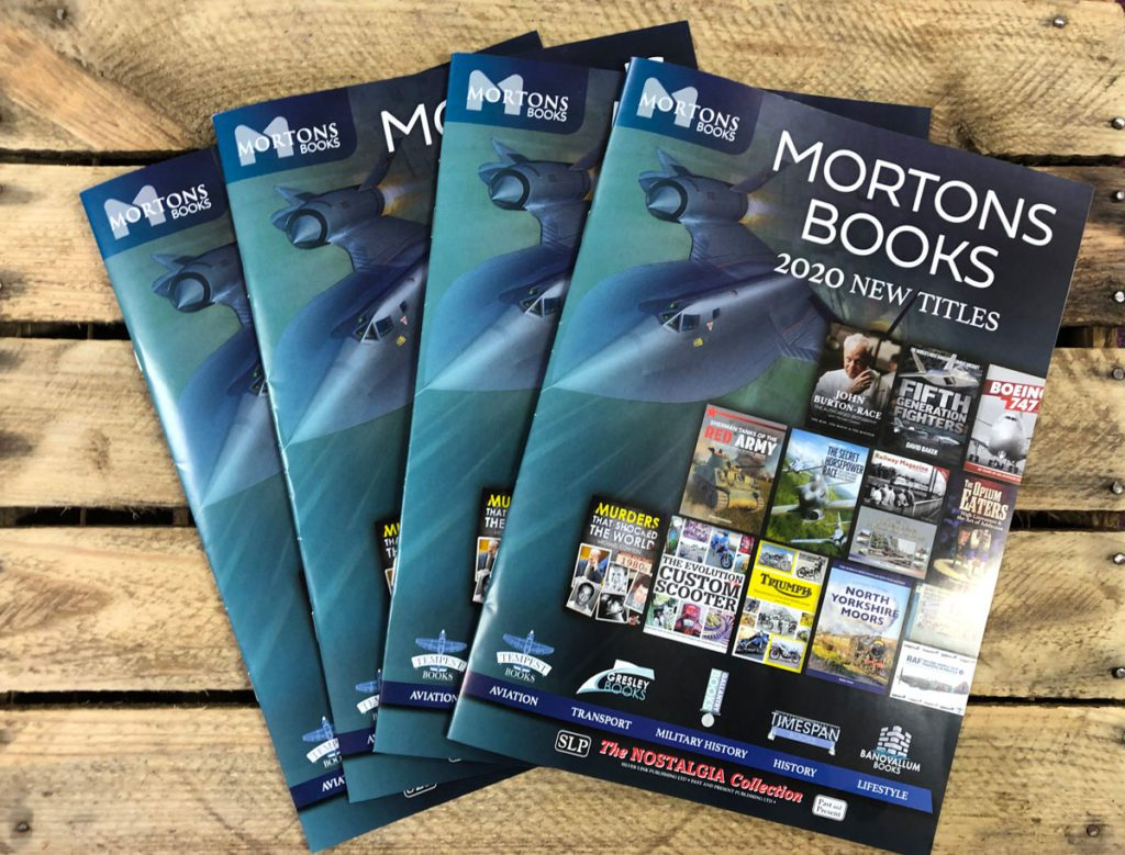 Mortons Books launch brand new book catalogue brimming with new titles