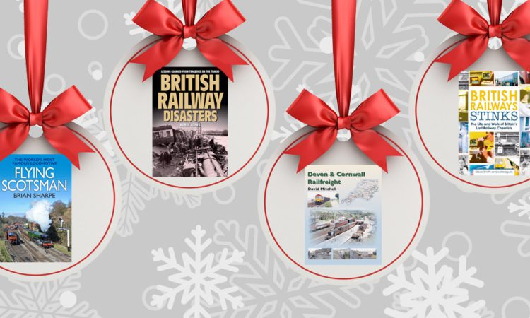 Rail reads for Christmas
