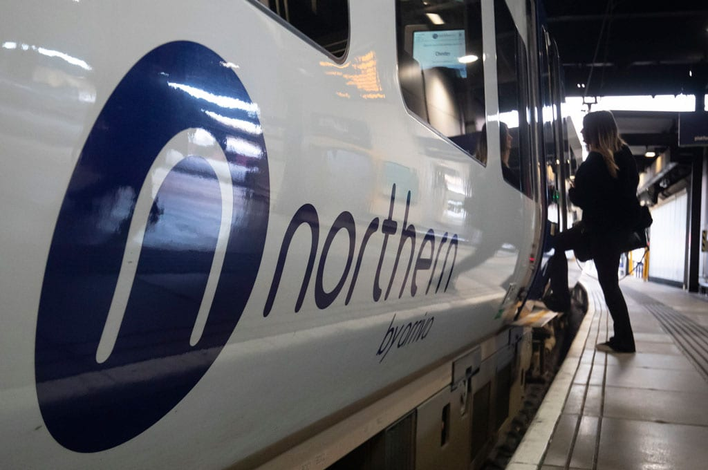 Northern rail franchise to be renationalised