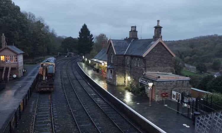 Following the government announcement of a second national COVID-19 lockdown, the Severn Valley Railway will close from November 5.