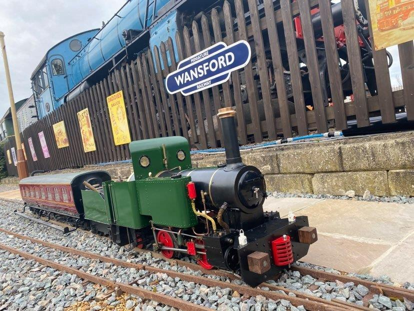 Rolling stock for the new Wansford Miniature Railway will be based on a selection of standard and narrow gauge prototypes.