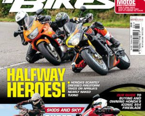 FastBikes February cover