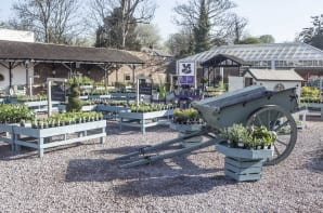 Conservation charity opens UK's first peat free garden centre