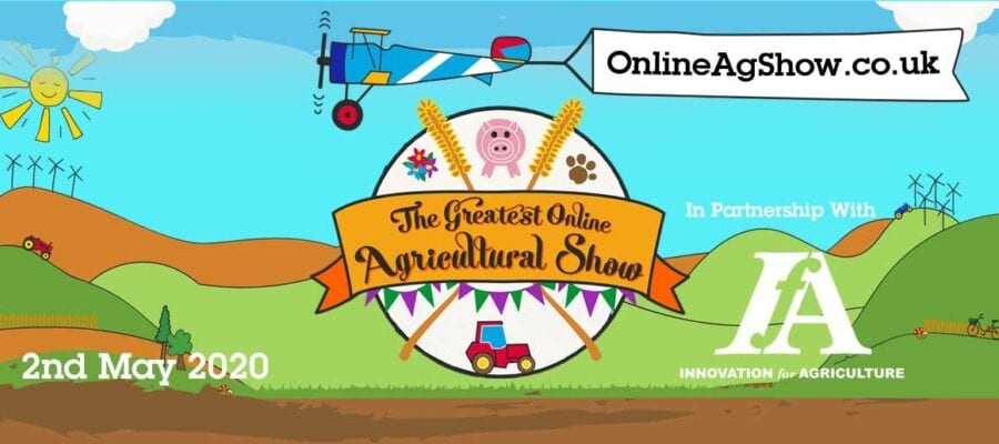 The agricultural show will go on…