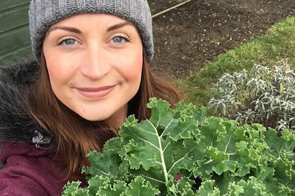 Growing on the web: Kirsty Ward