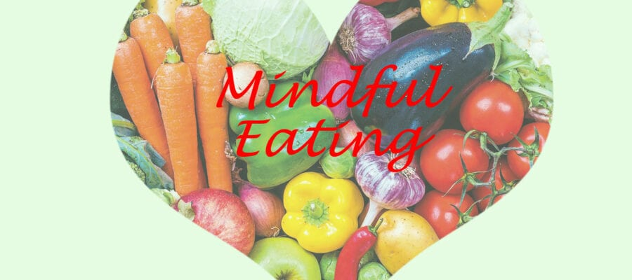 Be a Mindful Eater
