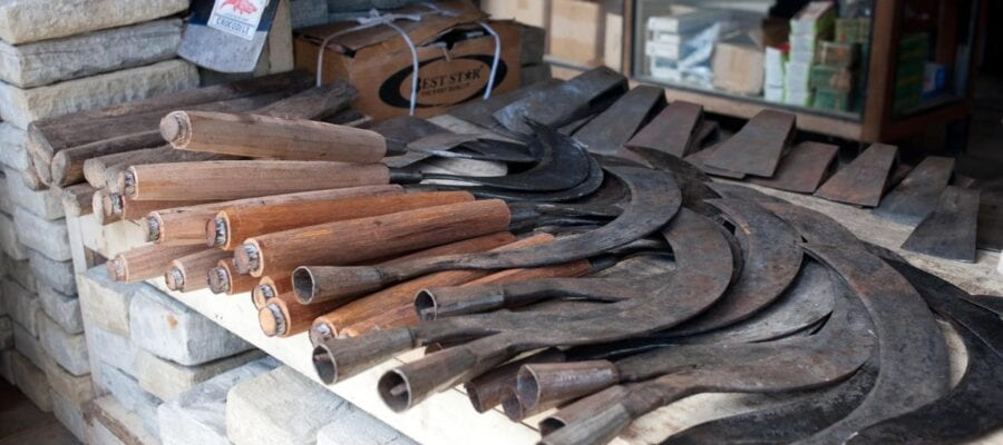 Seven most curious bygone gardening tools