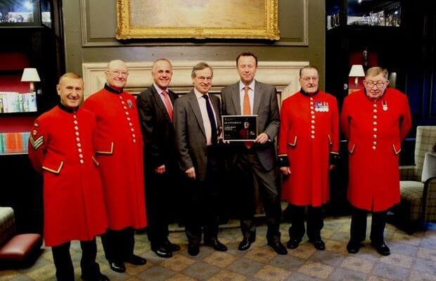 Mr Fothergill's Appointed Corporate Patron