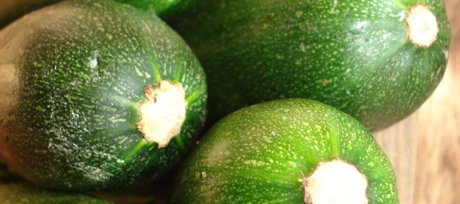 Courgettes hit the headlines