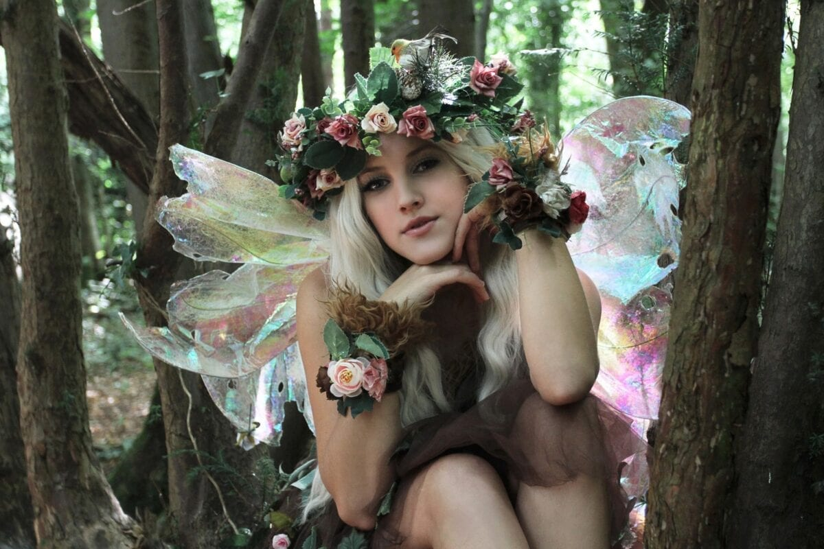 Who know's what enchanted creatures you may meet on the Woodland Trail at Leonardslee!