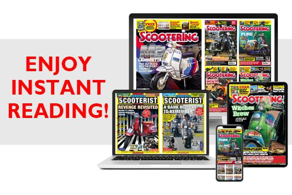Can't get to the shops? Get your scootering fix at home!