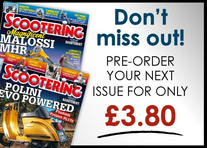 Order the next issue now!