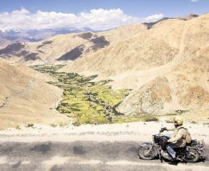 Touring-in-India