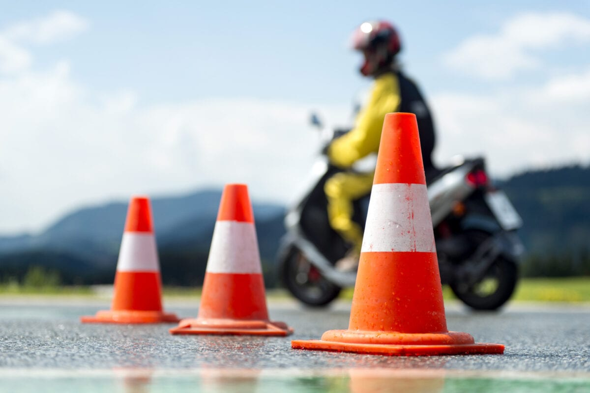 DVSA confirms motorcycle training and testing is STILL happening. Sort of. Here's what YOU need to know.