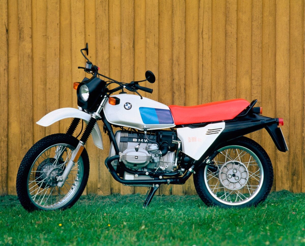 The first ever GS entered production in the autumn of 1980