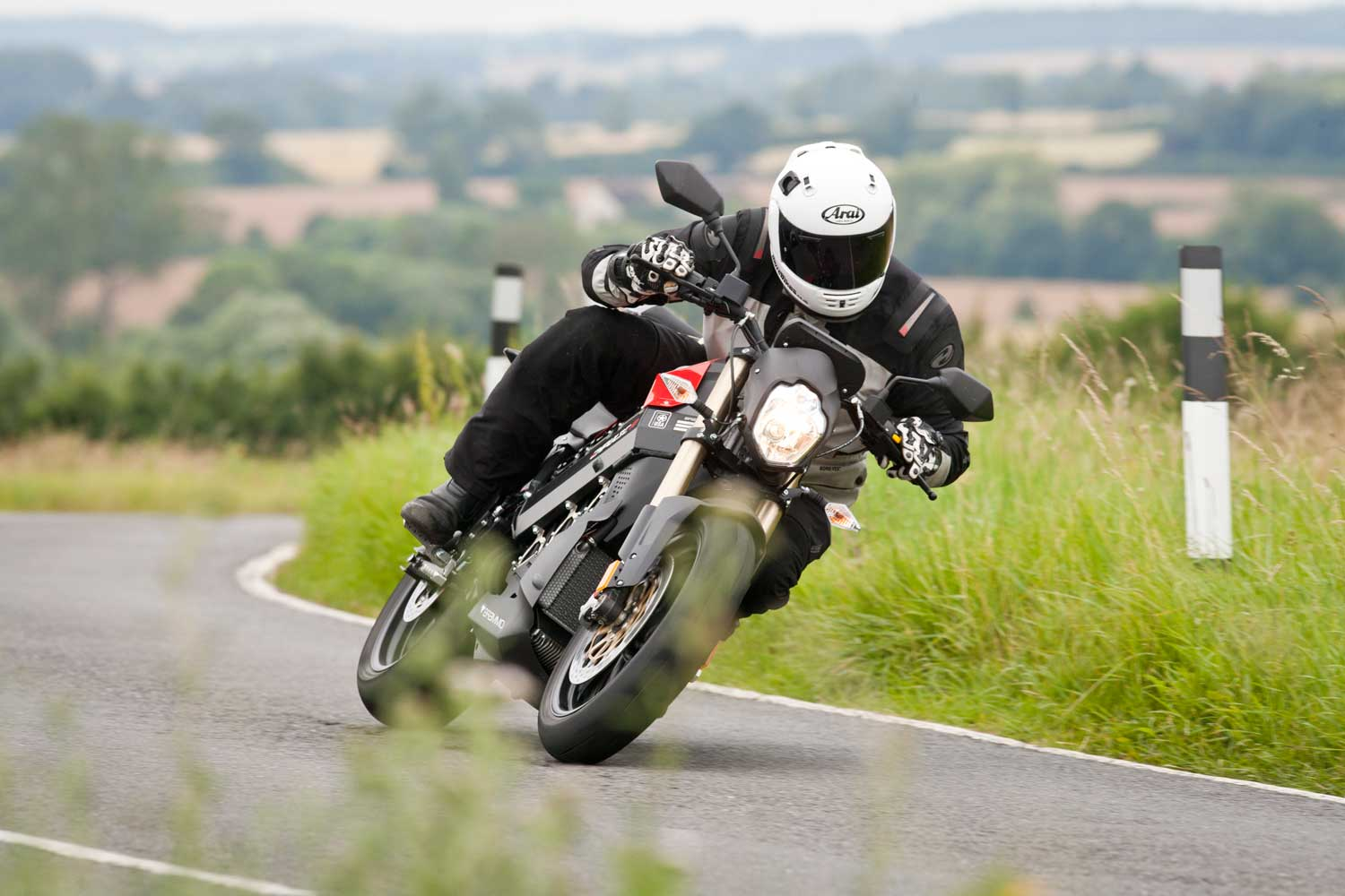 Are we destined to a future solely of electric motorcycles?