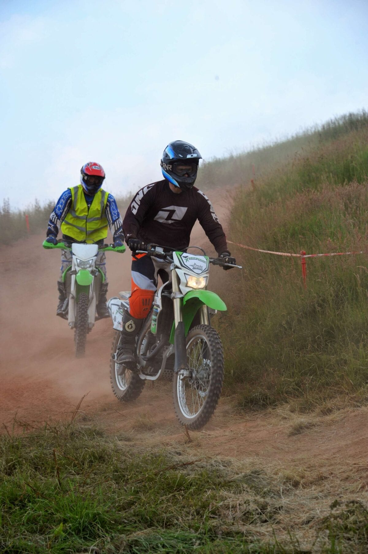 Motorcycle Off-Road Experience pic