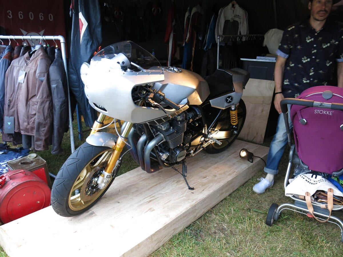 EauRouge - the precursor to the XJR1300 Racer