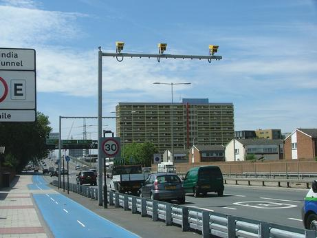 London to get trial of Average Speed Cameras