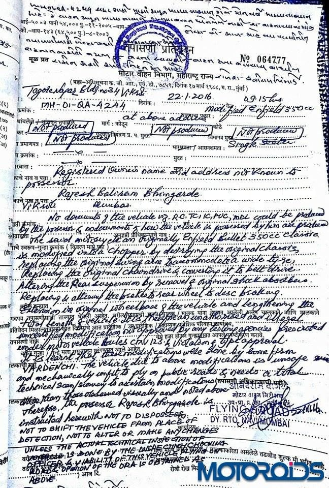 Modified-Royal-enfield-seized-receipt-edited