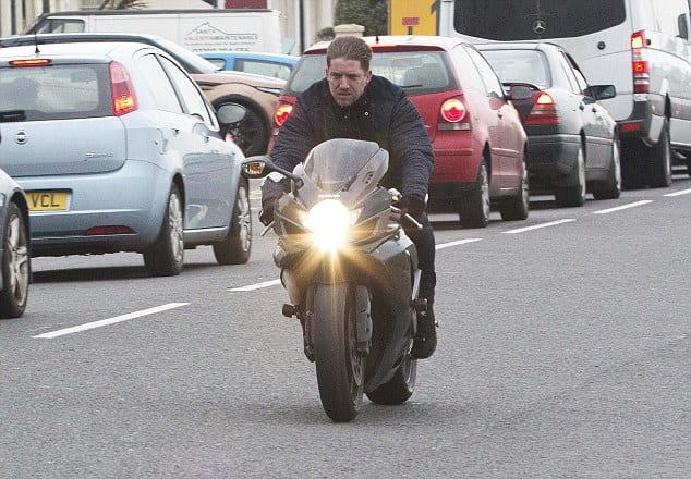Barry Keevins has words 07515 382675 Police launch investigation after motorcyclist crashes in Brighton after four hour police chase