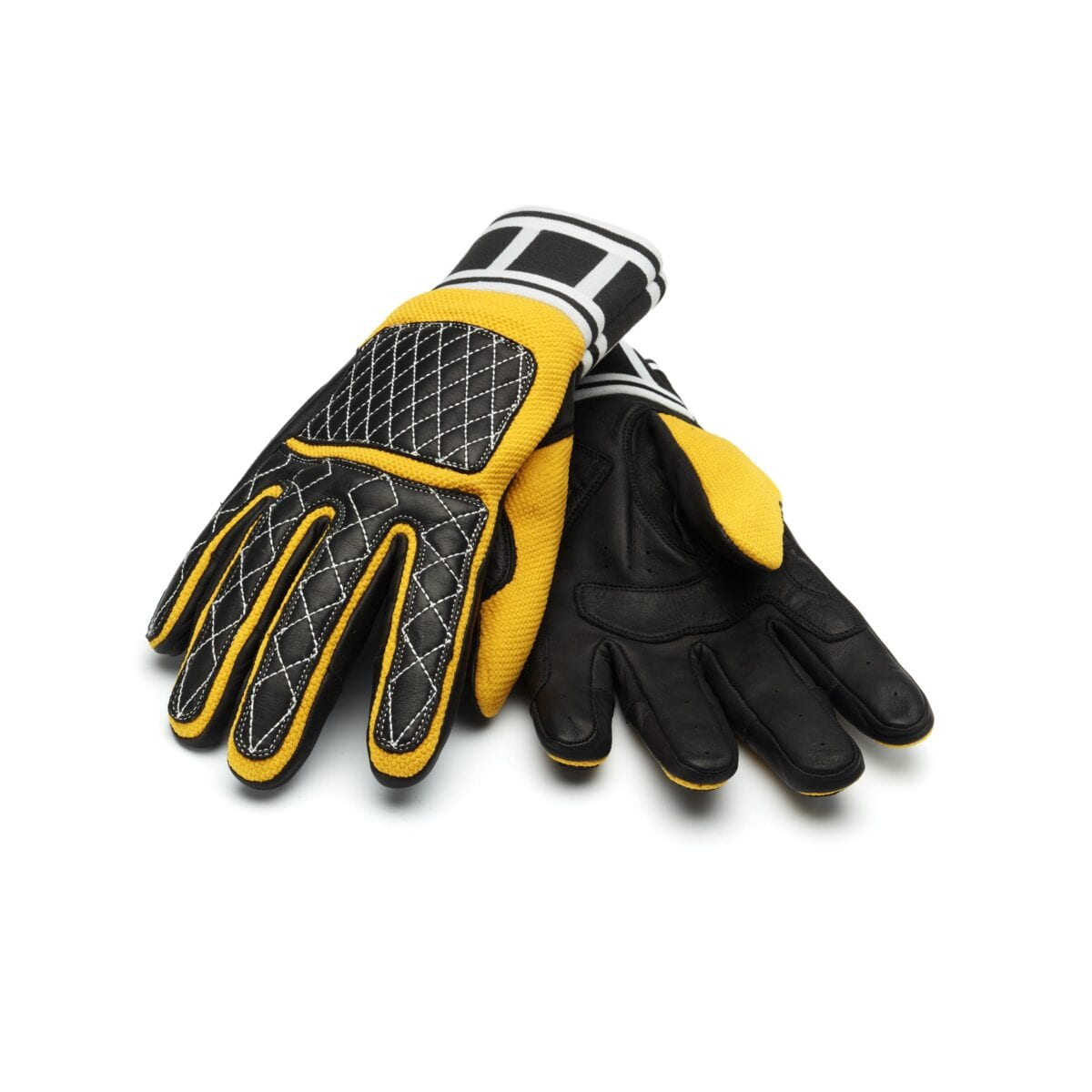 Faster Sons Peristyle Riding Gloves by Roland Sands