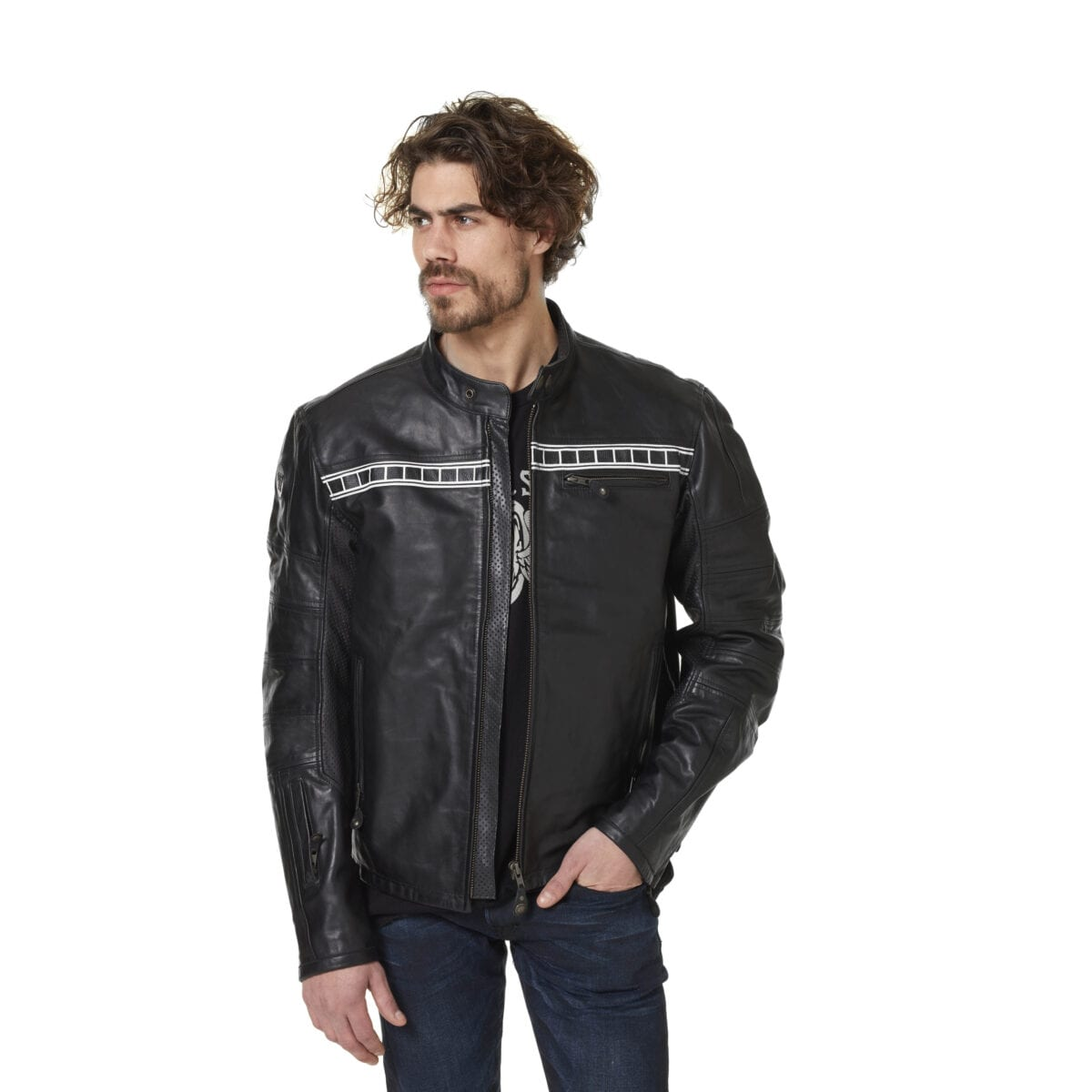 Faster Sons Ringo Wax Vest by Rolands Sands