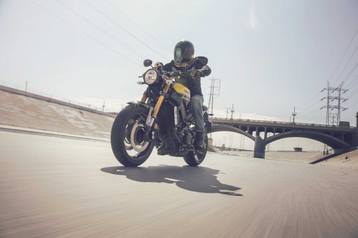 XSR900 Faster Sons