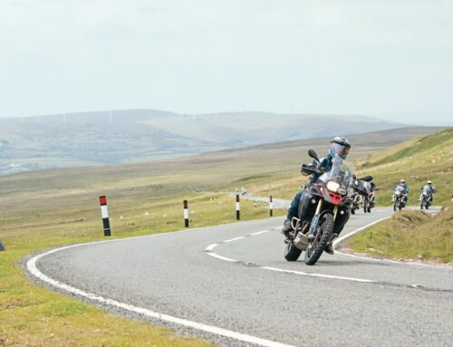 Best motorcycle riding routes in the UK