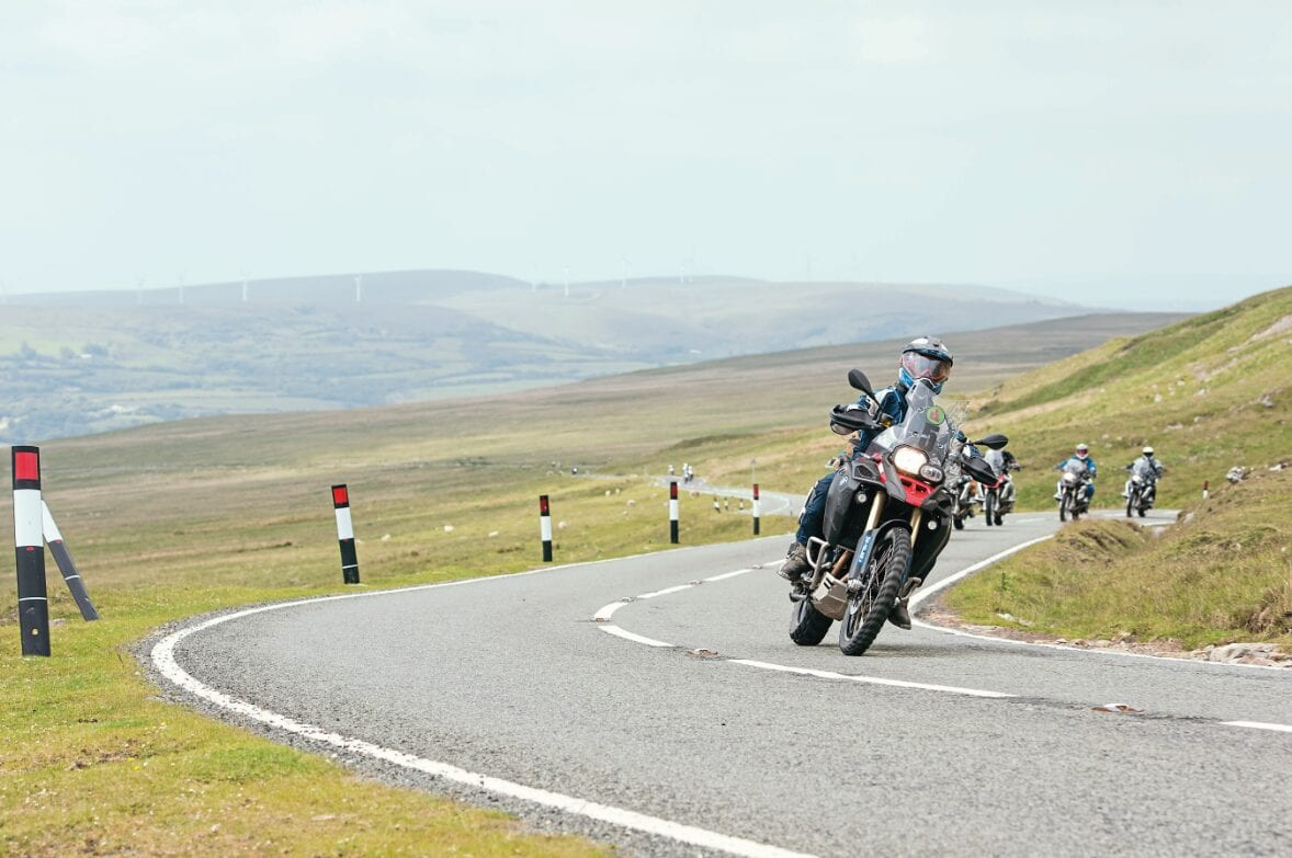 Best motorcycle riding routes