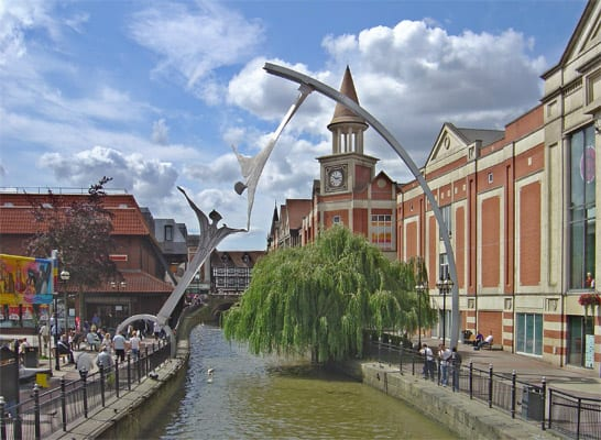 River_Witham_Lincoln