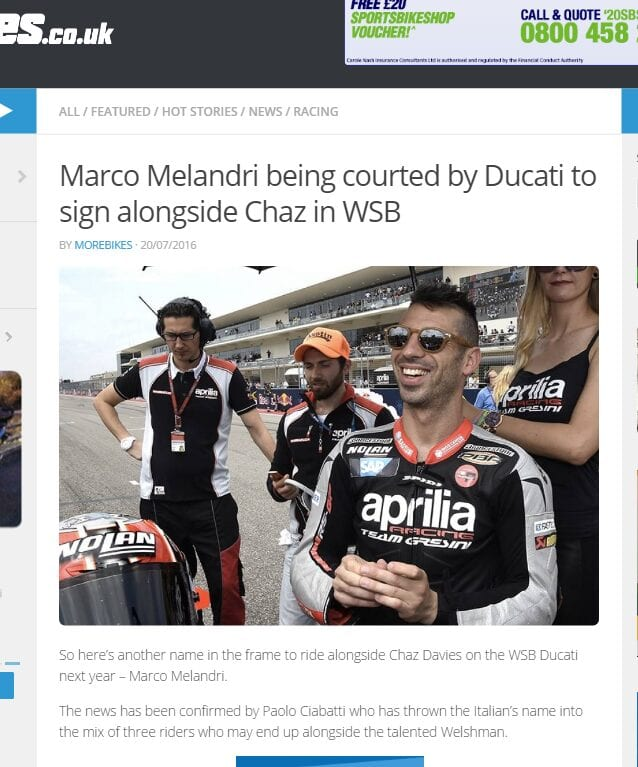 2016-07-28 13_36_28-Marco Melandri being courted by Ducati to sign alongside Chaz in WSB - MoreBikes