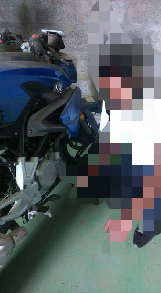 BMW-G-310-R-spied-in-production-form-2