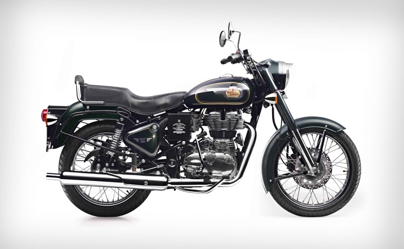 Royal Enfield's single cylinder 500 will be DISCONTINUED. Euro 5 regulations end production of iconic engine.