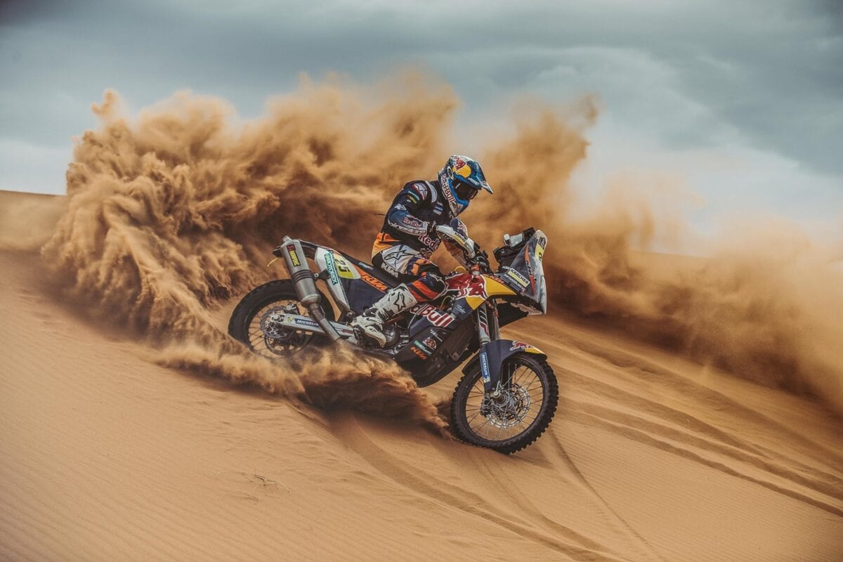 Dakar Rally plans to make racing SAFER. Speed restrictions and mandatory airbags.