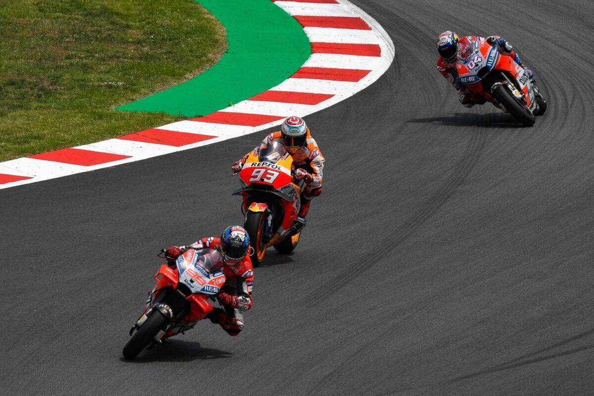 MotoGP: Updated 2020 race calendar released. New dates for Thailand and Aragon.