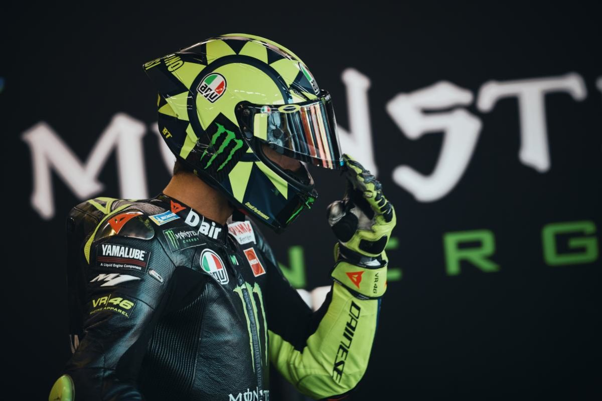 Valentino Rossi is regarded by many as the greatest motorcycle racer of all time.