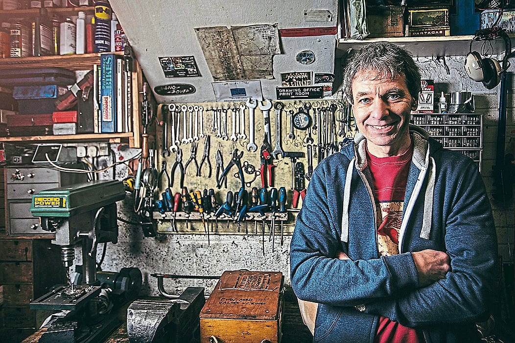 Allen Millyard confirmed as star guest at this year's London Classic Bike Show at Kempton Park.