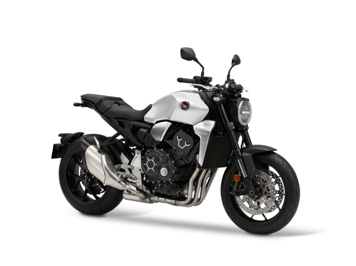 Honda CB1000R naked sportbike for 2020. Official release at the EICMA bike show in Italy.
