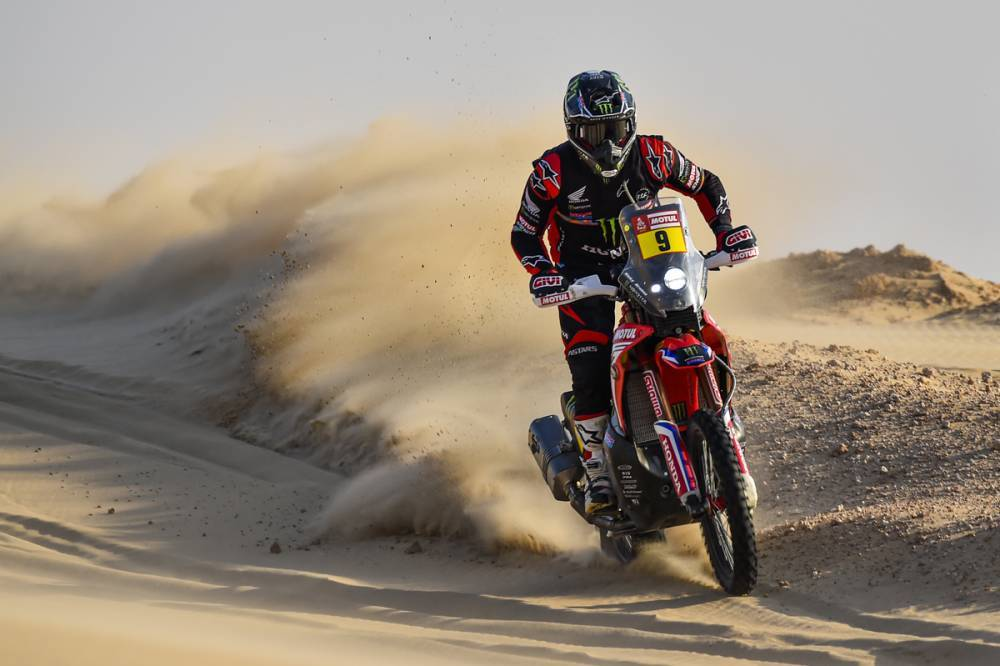 Honda's Ricky Brabec has triumphed at the 2020 Dakar Rally, taking the title for the Japanese factory for the first time since 1989.