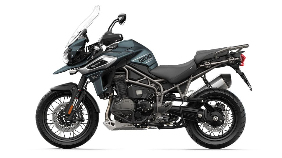 This is the current Tiger 1200 XCA - very different to the new 1200 Tiger.