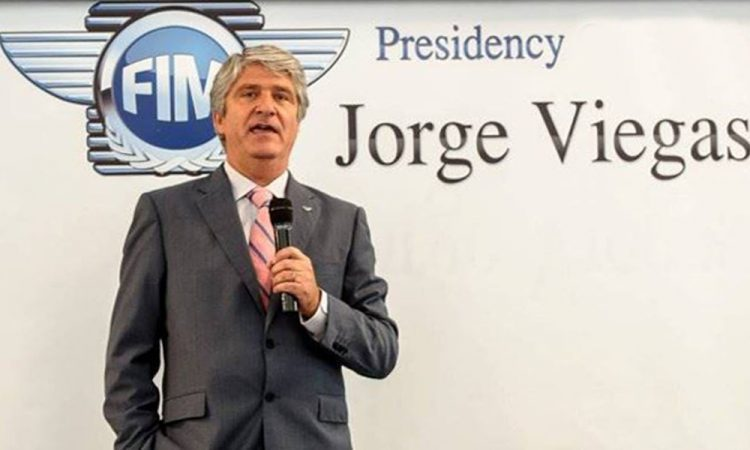 The FIM President has lots of ideas on how a full World Championship in MotoGP can be delivered.