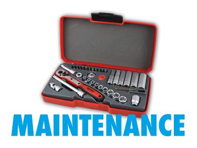 Morebikes.co.uk Kit - Maintenance