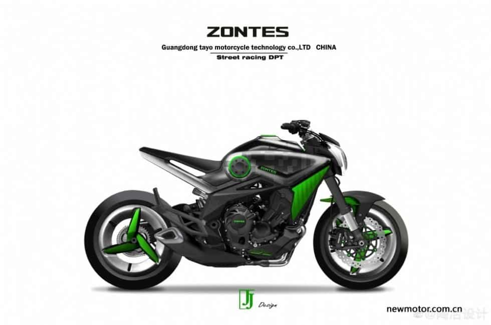 Zontes 800cc triple coming for 2022?