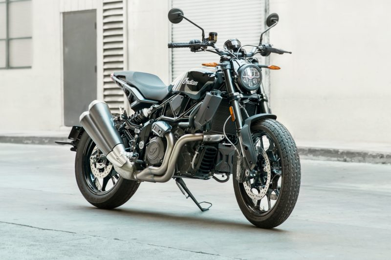 YOU can WIN an Indian FTR 1200. Take a TEST ride (once dealers reopen) to be in with a chance.
