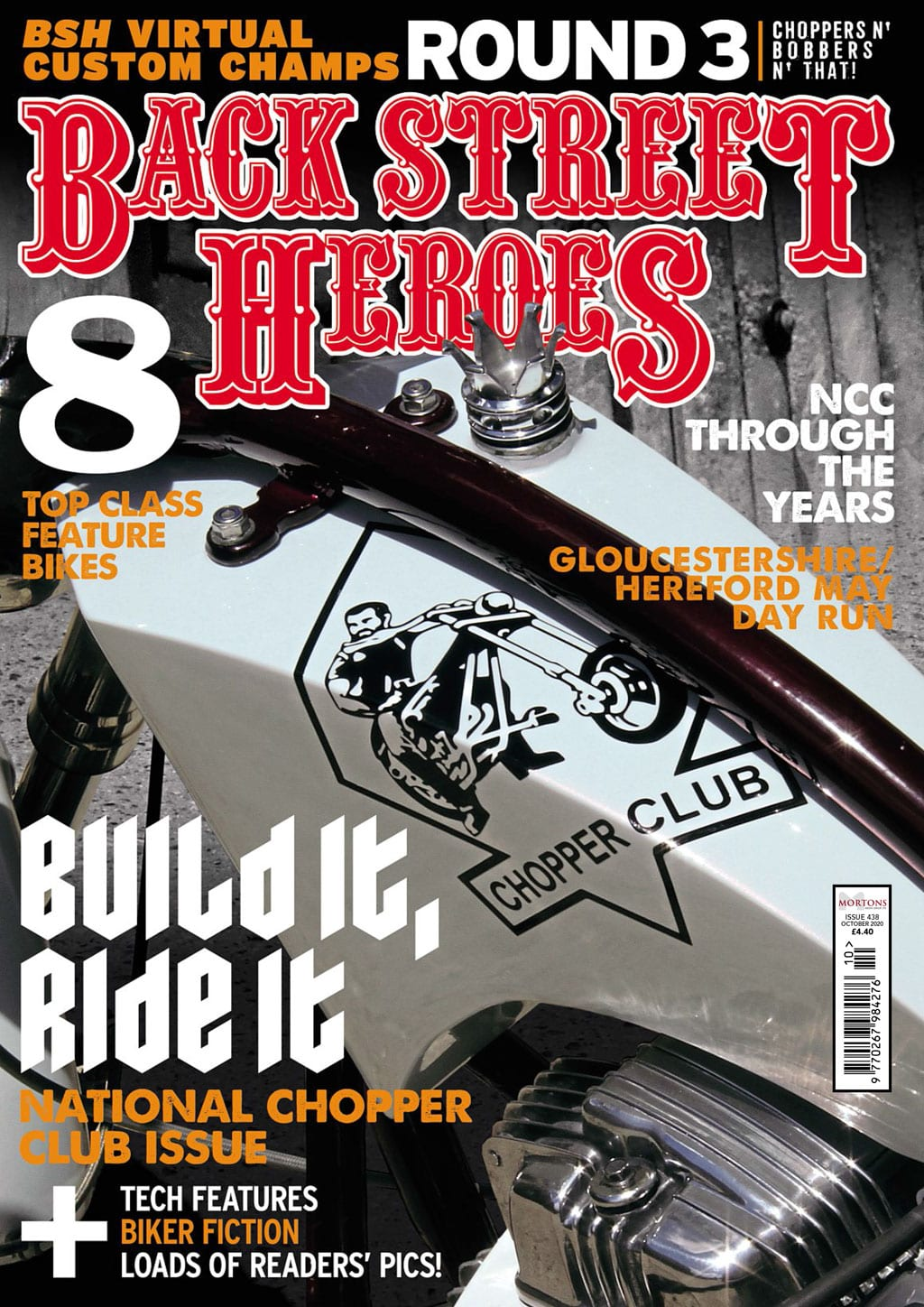 Back Street Heroes cover